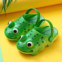 Χαμηλού Κόστους Παιδικά μοκασίνια-Αγορίστικα / Κοριτσίστικα Πρωτότυπο Καοτσούκ Σανδάλια Νήπιο (9m-4ys) Παπούτσια Νερού Με Τρύπες Πράσινο Καλοκαίρι / 3D