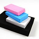 Χαμηλού Κόστους LED Φωτολωρίδες-4pcs 5cmx10cm πριμοδότηση μύγα που συνδέει EVA αφρός κύβος λευκό μαύρο ροζ πορτοκαλί μπλε δελεάσει δολώματος δολώματος επιπλέουν την παραγωγή αλιευτικών υλικών