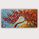 povoljno Apstraktno slikarstvo-Hang oslikana uljanim bojama Ručno oslikana - Sažetak Poznat Klasik Moderna Bez unutrašnje Frame
