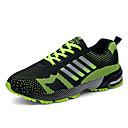 baratos Sapatos Esportivos Masculinos-Homens Sapatos Confortáveis Tissage Volant Primavera Tênis Corrida Preto / Verde / Roxo