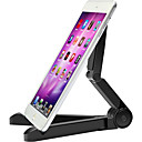 cheap Phone Mounts & Holders-Vertical Adjustable Fold-up Stand Universal Adjustable Flexible 180 Degree Multi-angle Portable Bracket for Tablet Computers Phone