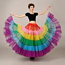 ราคาถูก เสื้อผ้าประวัติศาสตร์และวินเทจ-Party / Evening / งานแต่งงาน ซับใน เส้นใยสังเคราะห์ / Tulle ชายยาวระดับพื้น Ball Gown Slip / ความยาว กับ พลีท
