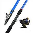 billiga Fiskespön-Fiskesp Telespin-spö 180 cm Telescopic Extra Tung (XH) Generellt fiske