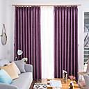 billige Gardiner-Moderne Blackout To paneler Gardin Stue   Curtains