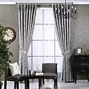 Χαμηλού Κόστους Διάφανες Κουρτίνες-Μοντέρνα Μυστικότητα Two Panels Κουρτίνα Υπνοδωμάτιο   Curtains
