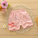 billige BabyGuttbukser-Baby Gutt Grunnleggende Stripet Shorts Rosa