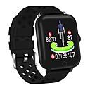 Χαμηλού Κόστους Εξαρτήματα και αξεσουάρ RC-DM06 Άντρες Έξυπνο ρολόι Android iOS Bluetooth Αδιάβροχη Οθόνη Αφής Συσκευή Παρακολούθησης Καρδιακού Παλμού Μέτρησης Πίεσης Αίματος Αθλητικά