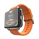 billige Veggklistremerker-lemfo lem4 pro smartklokke 1g + 16g 1200 mah bt fitness tracker-støtte varsle / pulsmåler 3g android 2,2-tommers smartwatch-telefon