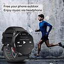 billige Veggklistremerker-lemfo lem x smartklokke bt fitness tracker support varsle / pulsmåler med 8.0mp kamera 4g android smartwatch telefon
