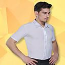 povoljno Odjeća za latino plesove-Latino ples Majice Muškarci Seksi blagdanski kostimi Poliester Kombinacija materijala Top
