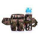 ราคาถูก กระเป๋าแบ็กแพ็กและกระเป๋า-0-10L เข็มขัดกระเป๋า กระเป๋าเป้ยุทธวิธีทหาร มัลติฟังก์ชั่ กันน้ำ ความต้านทานการสึกหรอ กลางแจ้ง แคมป์ปิ้ง & การปีนเขา ไนลอน สีดำ ผ้าขนสัตว์สีธรรมชาติ กาแฟ