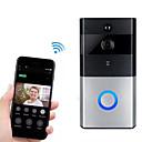 Χαμηλού Κόστους Συστήματα Ενδοεποικινωνίας Θυροτηλεόρασης-hh-d05 720p έξυπνη οικιακή ασφάλεια βιντεοπαρακολούθηση ασύρματο wifi απομακρυσμένη φωνητική ενδοεπικοινωνία τηλεφωνική βίντεο έξυπνη ημέρα / νύχτα όραση 166 ° ευρυγώνιος προβολέας ζωντανής προβολής