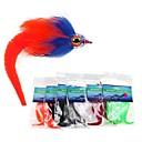 Χαμηλού Κόστους lip gloss-1 pcs Αρχεία Μαλακό Δόλωμα Βυθιζόμενο Bass Τρώκτης Λούτσος Θαλάσσιο Ψάρεμα Ψάρεμα με Μύγα Ψάρεμα με Δόλωμα Καουτσούκ