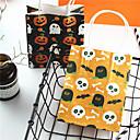 Χαμηλού Κόστους lip gloss-12pcs αποκριές χαρτί τσάντα καραμέλα εορταστική διακοσμήσεις κόμμα δώρων τσάντες αποκριές προμήθειες