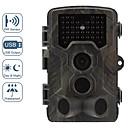 billiga Övervakningskameror-1080p hd vildmark jakt kamera med rörelse aktiverad nattvision 120 vidvinkel lins ip65 vattentät vilda djur scouting kamera