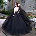 povoljno Dodaci za lutku-Haljina za lutke Party / Večer Za Barbie Čipka Čipka Organza Haljina Za Djevojka je Doll igračkama