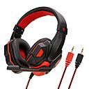 Χαμηλού Κόστους Συνθετικές περούκες με δαντέλα-sy830 ενσύρματα στερεοφωνικά ακουστικά για ακουστικά για μικρόφωνο υπολογιστή για ps4 / xbox one / pc