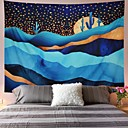 cheap Wall Tapestries-Garden Theme / Bohemian Theme Wall Decor 100% Polyester Modern Wall Art, Wall Tapestries Decoration