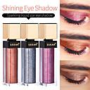 baratos Mangueiras de LED-Marca lulaa monocromático alto brilho sombra da pérola líquido brilhante metal duração olho maquiagem