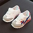 ราคาถูก รองเท้ากีฬาเด็ก-เด็กผู้ชาย ความสะดวกสบาย Synthetics รองเท้ากีฬา เด็กน้อย (4-7ys) สีเขียว / แดง / สีชมพู ตก