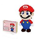 povoljno Building Blocks-Super Mario Bros Luigi Mario figure građevinski blokovi setovi modela cigle figurica Igračke nema izvorne kutije
