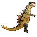 Χαμηλού Κόστους Κοστούμια με Θέμα Ταινίες & Τηλεόραση-Δράκων Δεινόσαυρος T-Rex Στολές Ηρώων Φουσκωτή στολή Ενηλίκων Ανδρικά Halloween Halloween Γιορτές / Διακοπές Ρεγιόν / Πολυεστέρας Κίτρινο Ανδρικά Γυναικεία Αποκριάτικα Κοστούμια / Εγχειρίδιο Xρήστη