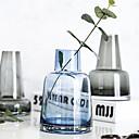 billige Vaser & Kurv-1pc Vaser og kurv Uregelmessig form Glass Bord Vase