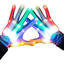 Χαμηλού Κόστους Πρωτοποριακά παιχνίδια-Φωτισμός LED Γάντια LED Φώτα δακτύλων Αναλαμπή Αλληλεπίδραση γονέα-παιδιού / Παιδικά Εφηβικό Όλα Παιχνίδια Δώρο 2 pcs