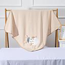 Χαμηλού Κόστους Κουβέρτες & Ριχτάρια-Κουβέρτες για παιδιά / Πολύ λειτουργικές κουβέρτες, Ριγέ / Κινούμενα σχέδια Βαμβάκι Θερμαντικό Comfy Εξαιρετικά μαλακό κουβέρτες