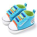 Χαμηλού Κόστους Παιδικές μπότες-Αγορίστικα / Κοριτσίστικα Πρώτα Βήματα Πανί Αθλητικά Παπούτσια Βρέφη (0-9m) / Νήπιο (9m-4ys) Μαύρο / Κόκκινο / Μπλε Άνοιξη / Φθινόπωρο
