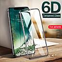 baratos Lâmpadas LED Redondas-6d vidro de proteção para o iphone 6 6 s 7 8 plus x vidro em vidro temperado para iphone 6 6 s 7 8 plus 10 filme protetor de tela glas