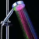 povoljno Ručni tuš-LED boja glave za tuširanje mijenja se 2 vodeni način rada 7 svjetlo u boji automatski se mijenja ručni tuš