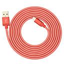 Χαμηλού Κόστους Εργαλεία Έκτακτης Ανάγκης-usb καλώδιο δεδομένων τύπου-c 6,5ft / 2m καθαρό πλέγμα 3α καλώδιο φόρτισης για τηλέφωνα