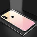billiga Skal och fodral till Xiaomi-fodral Till Xiaomi Xiaomi Redmi Note 5 Pro / Xiaomi Redmi Note 5 / Redmi Note 7 Ultratunt Skal Färggradient Härdat glas
