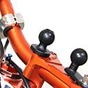 Χαμηλού Κόστους Μπαλόνι-κοίλο μπάλα κεφάλι μοτοσικλέτα στέλεχος βάσης κινητό τηλέφωνο βραχίονα μπάλα γενική χρήση
