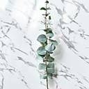Χαμηλού Κόστους Τεχνητά φυτά-Ψεύτικα λουλούδια 1 Κλαδί Κλασσικό Σύγχρονη Σύγχρονη Αιώνια Λουλούδια Λουλούδι Δαπέδου