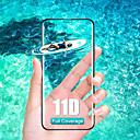 baratos Sombras-11d curvo vidro temperado no para iphone 7 8 6 6 s além de x filme protetor de tela para iphone x xr xs max vidro de proteção completo