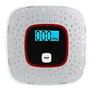 baratos Cadeado de impressão digital-KS-616com Detectores de fumaça e gás para