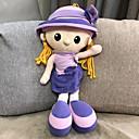 Χαμηλού Κόστους Κούκλες-40cm Κορίτσι κορίτσι Βελούδινη κούκλα Χαριτωμένο Ασφαλής για παιδιά Non Toxic Ύφασμα Χνουδωτό Κοριτσίστικα Παιχνίδια Δώρο / Lovely