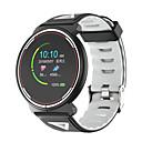 billige Kjøkkenverktøy Tilbehør-st1 smartklokke bt fitness tracker support varsle / pulsmåler / vanntett smartwatch-kompatible ios / Android-telefoner