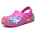 Χαμηλού Κόστους Πιεσόμετρα-Αγορίστικα Λουράκι στη Φτέρνα PVC Παντόφλες & flip-flops Τα μικρά παιδιά (4-7ys) Σκούρο μπλε / Φούξια / Μπλε Καλοκαίρι