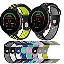 baratos Produtos Anti-Stress-Pulseira de relógio de silicone esporte pulseira de pulseira para polar vantage m pulseira de relógio inteligente pulseira pulseira acessórios de substituição