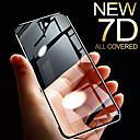 Χαμηλού Κόστους Φακοί & Αξεσουάρ-7d γυαλί σκληρυμένο από κράμα αλουμινίου για iphone 6 6s 7 συν προστατευτικό οθόνης πλήρους οθόνης για το iphone x 8 5 σε 5s γυαλί