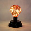 Χαμηλού Κόστους Φώτα διακόσμησης και γκάτζετ-1pc Φώς Νυκτός / Διακοσμητικός φωτισμός Θερμό Λευκό Μπαταρίες AA Powered Χαριτωμένο / Φωτιστικό ατμόσφαιρας Μπαταρίες Powered