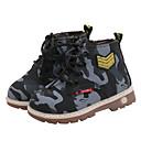 ราคาถูก รองเท้าแตะเด็ก-เด็กผู้ชาย / เด็กผู้หญิง รองเท้าคอมแบท PU บูท เด็กน้อย (4-7ys) / Big Kids (7 ปี +) เย็บลูกไม้ สีเหลือง / สีเขียว / ไวน์ ตก / ฤดูหนาว / รองเท้าบู้ทหุ้มข้อ / Camouflage Color / TPR (ยางเทอร์โมพลาสติก)