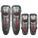 voordelige Beschermende motoruitrusting-motorrijden kniebeschermers en elleboogbeschermers / 4 stks motorfiets anti-val beschermende kleding