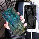 billige Dusjforheng-støtsikker marmor herdet glass tpu ramme etui for samsung galaxy a40 a20e a8s