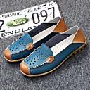 olcso Női topánkák és vászoncipők-Női Papucsok & Balerinacipők Lapos Kerek orrú PU Tavaszi nyár Fehér / Fukszia / Narancssárga