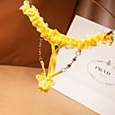 povoljno Gaćice-normalne ženske žice&gaćice od narandže - čipka 1 komad niskog struka, crno bijela, rumenila ružičasta jednostruka