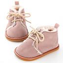 Χαμηλού Κόστους Παιδικές μπότες-Αγορίστικα / Κοριτσίστικα Πρώτα Βήματα Βαμβάκι Μπότες Βρέφη (0-9m) / Νήπιο (9m-4ys) Μπλε / Ροζ / Λεοπαρδαλί Χειμώνας / Καοτσούκ